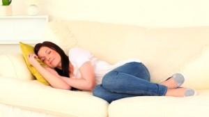sofa-woman