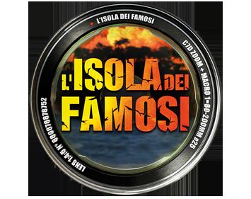 logo isola dei famosi
